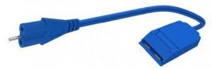 Cable para placa desechable
